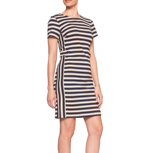 Banana Republic Dresses & Skirts - Banana Republic Striped Dress